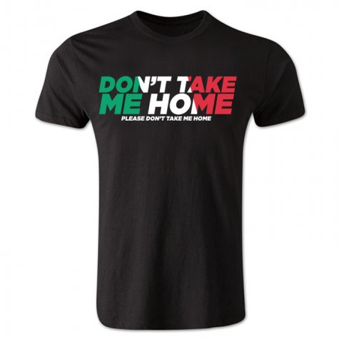 Dont Take Me Home - Italy T-Shirt (Black) - Kids