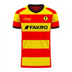 Jagiellonia 2020-2021 Home Concept Football Kit (Airo)
