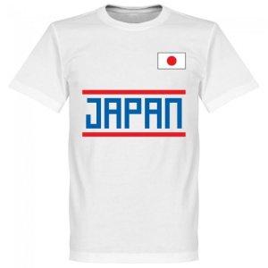 Japan Team T-Shirt - White