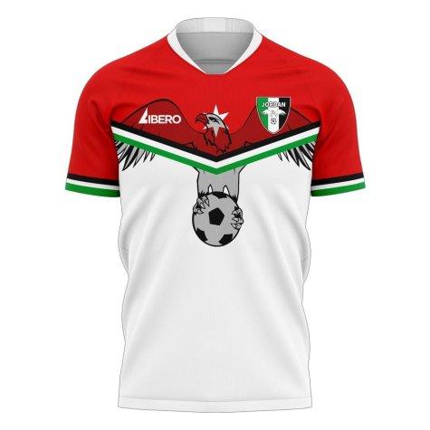 Jordan 2020-2021 Home Concept Football Kit (Libero) - Kids