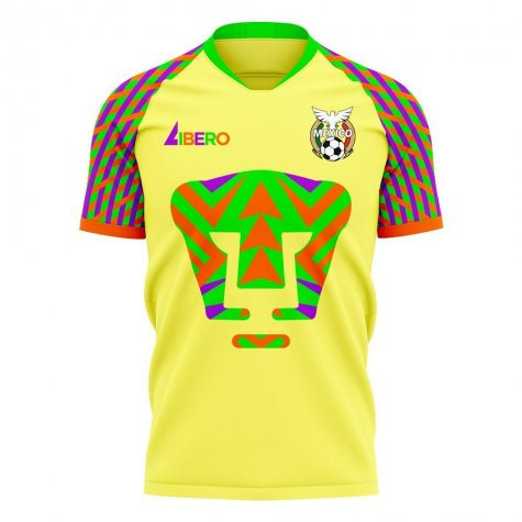 Jorge Campos Mexico 2020-2021 Concept Kit (Libero) - Little Boys