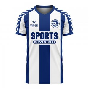 Kilmarnock 2020-2021 Home Concept Football Kit (Viper) - Baby