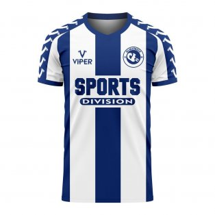 Kilmarnock 2020-2021 Home Concept Football Kit (Viper)