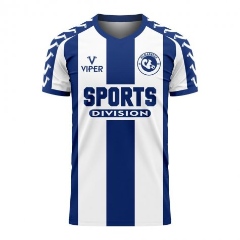 Kilmarnock 2020-2021 Home Concept Football Kit (Viper) - Womens