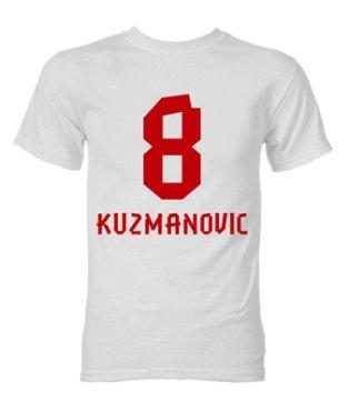 Zdravko Kuzmanovic Stuttgart Hero T-Shirt (White)