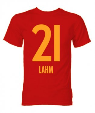 Philipp Lahm Bayern Munich Hero T-Shirt (Red)