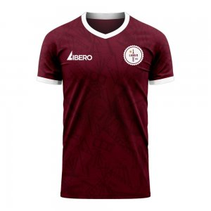 Lanus 2020-2021 Home Concept Football Kit (Libero) - Kids