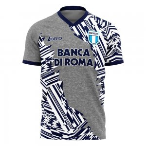 Lazio 2020-2021 Third Concept Football Kit (Libero)