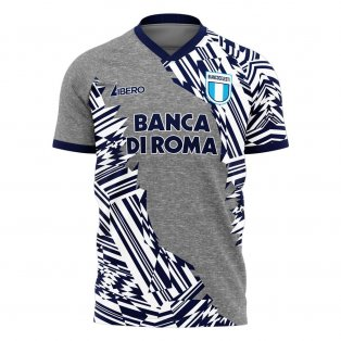 Lazio 2020-2021 Third Concept Football Kit (Libero)
