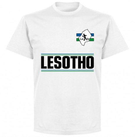Lesotho Team T-Shirt - White