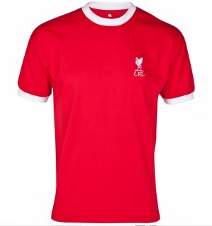 Score Draw Liverpool 1973 No7 Home Shirt