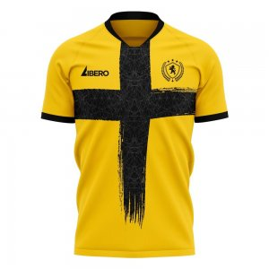 Livingston 2020-2021 Home Concept Football Kit (Libero) - Womens