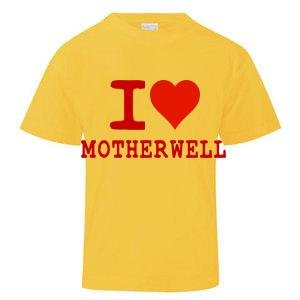I Love Motherwell T-Shirt