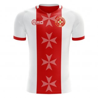 Malta 2020-2021 Home Concept Football Kit (Airo) - Womens