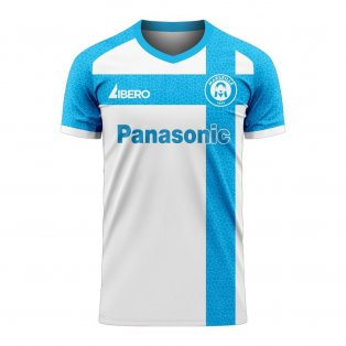 Marseille 2020-2021 Home Concept Football Kit (Libero)
