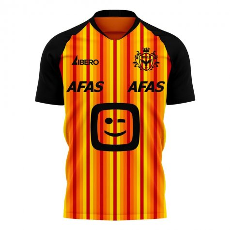 Mechelen 2020-2021 Home Concept Football Kit (Libero) - Womens
