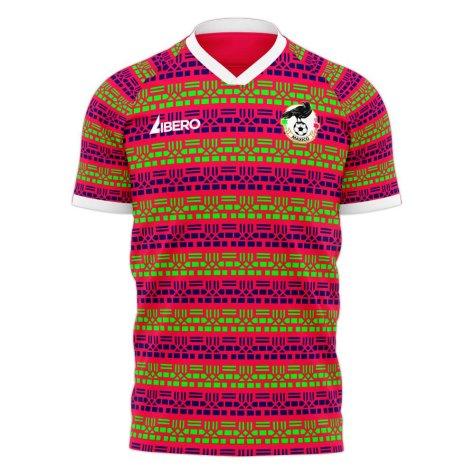 Mexico 2020-2021 Goalkeeper Concept Shirt (Libero) - Womens