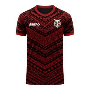 Mexico 2020-2021 Third Concept Football Kit (Libero) - Little Boys