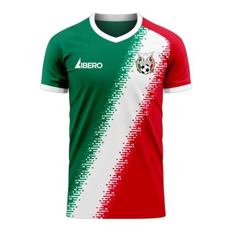 Mexico 2020-2021 Fourth Concept Football Kit (Libero) - Womens
