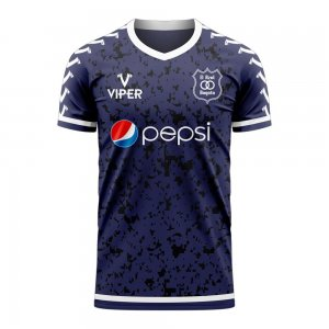 Millonarios 2020-2021 Home Concept Football Kit (Viper) - Kids
