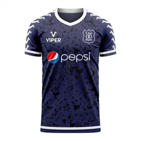 Millonarios 2020-2021 Home Concept Football Kit (Viper)