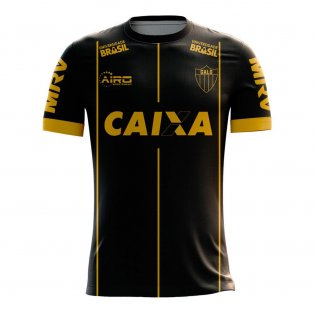Atletico Mineiro 2020-2021 Away Concept Football Kit (Airo)