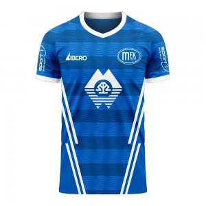 Molde 2020-2021 Home Concept Football Kit (Libero) - Kids