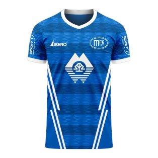 Molde 2020-2021 Home Concept Football Kit (Libero)