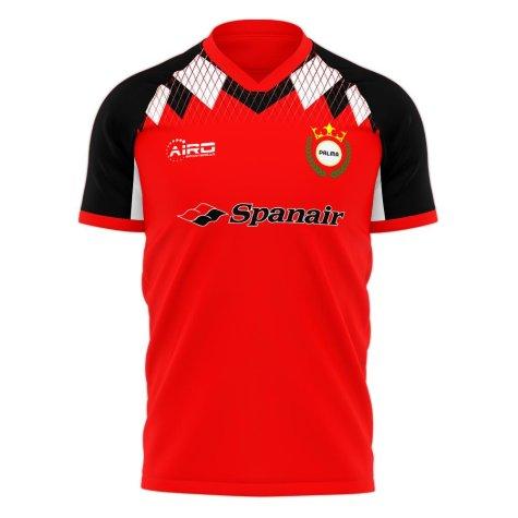 Mallorca 2020-2021 Home Concept Football Kit (Airo)