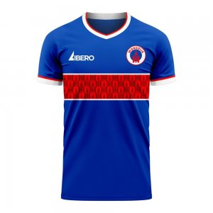 Mongolia 2020-2021 Home Concept Football Kit (Libero) - Kids