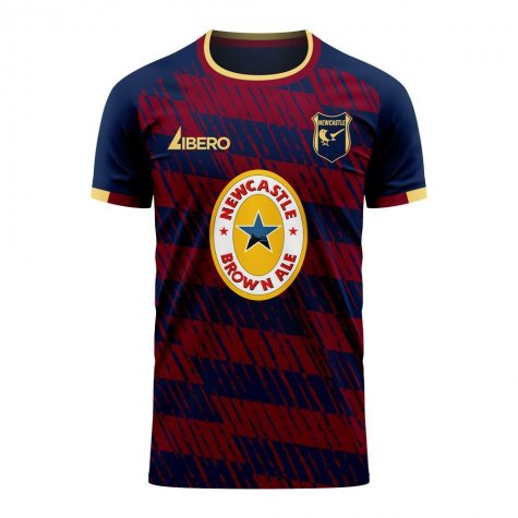 Newcastle 2020-2021 Away Concept Football Kit (Libero) - Womens