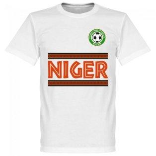 Niger Team T-Shirt - White
