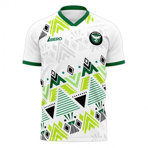 Nigeria 2020-2021 Away Concept Football Kit (Libero) - Baby