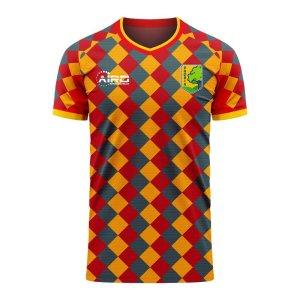 Hearts of Oak 2020-2021 Home Concept Football Kit (Airo) - Womens