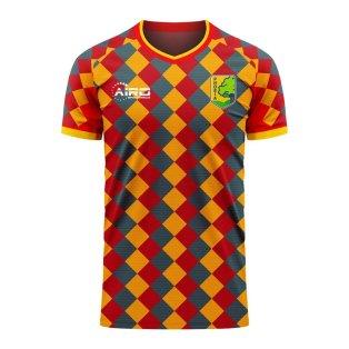 Hearts of Oak 2020-2021 Home Concept Football Kit (Airo)