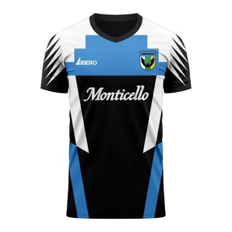 O\'Higgins 2020-2021 Away Concept Football Kit (Libero)