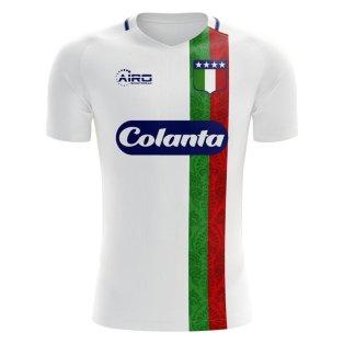 Once Caldas 2020-2021 Home Concept Football Kit (Airo)
