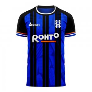 Gamba Osaka 2020-2021 Home Concept Football Kit (Libero) - Little Boys