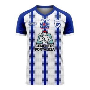 Pachuca 2020-2021 Home Concept Football Kit (Libero) - Baby
