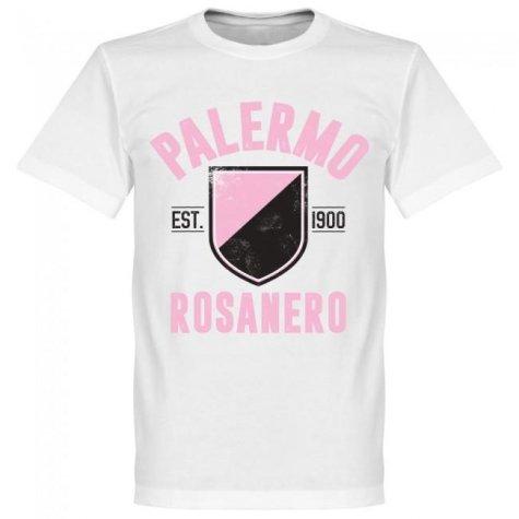 Palermo Established T-Shirt - White