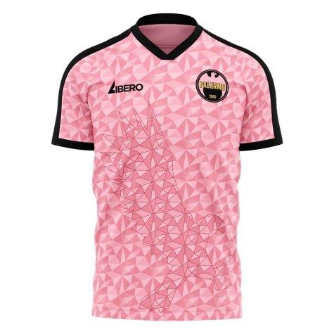 Palermo 2020-2021 Home Concept Football Kit (Libero) - Baby