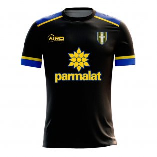Parma 2020-2021 Away Concept Football Kit (Airo)