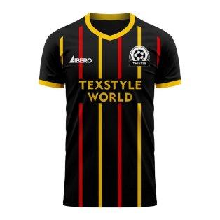 Partick 2020-2021 Away Concept Football Kit (Libero)