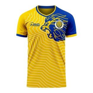 Perlis FA 2020-2021 Home Concept Football Kit (Airo)