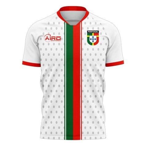 Portugal 2020-2021 Away Concept Football Kit (Libero)