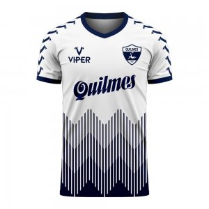 Quilmes 2020-2021 Home Concept Football Kit (Viper) - Kids