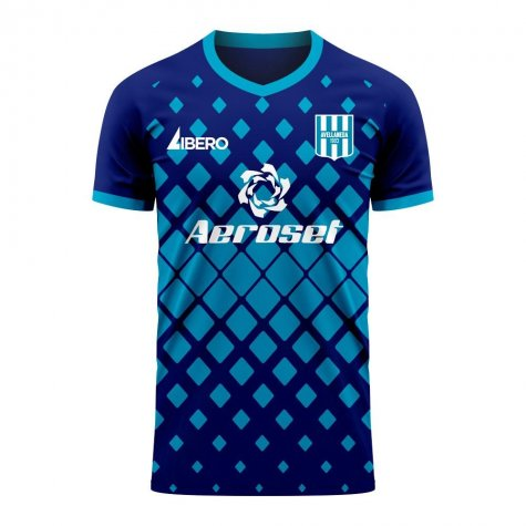 Racing Club 2020-2021 Away Concept Football Kit (Libero) - Womens