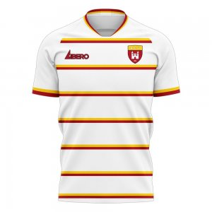 RC Lens 2020-2021 Away Concept Football Kit (Libero) - Womens