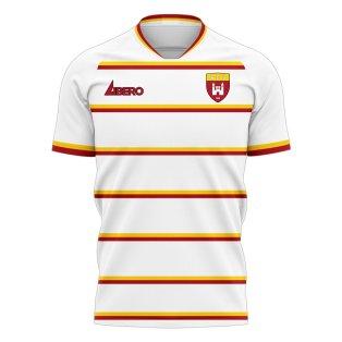 RC Lens 2020-2021 Away Concept Football Kit (Libero) - Womens