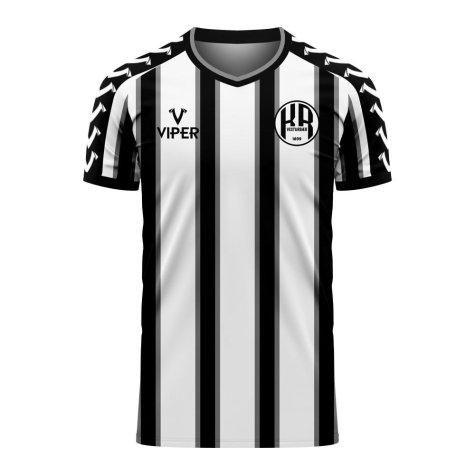 KR Reykjavik 2020-2021 Home Concept Football Kit (Viper) - Little Boys